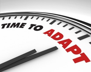 Time to Adapt - Clock
