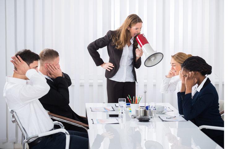 bully boss trends @ work
