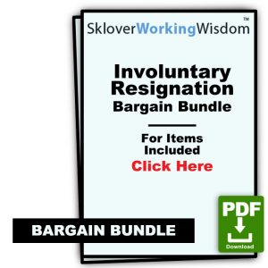 Involuntary Resignation Bargain Bundle