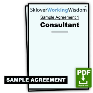 Consultant Agreement