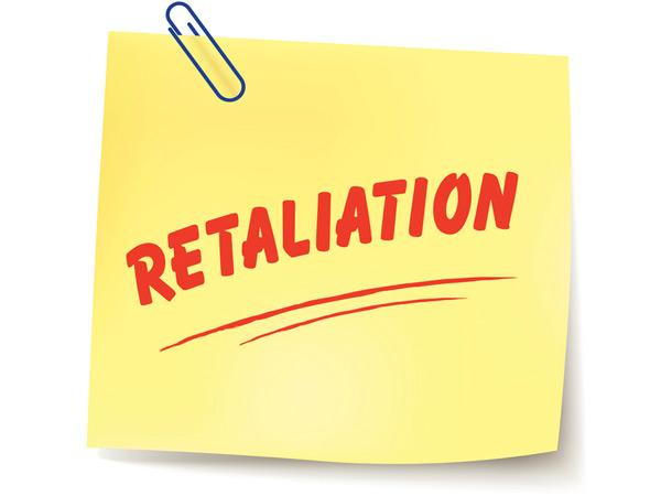 Sklover Working Wisdom Retaliation Model letters
