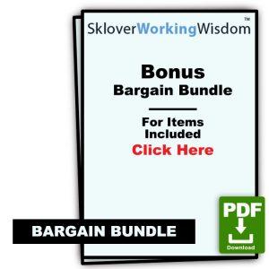 Bonus Bargain Bundle