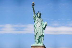 Sklover Working Wisdom Statue Liberty