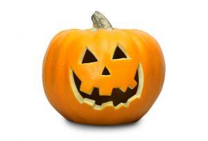 Sklover Working Wisdom Halloween Pumpkin