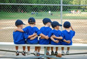 Sklover Working Wisdom Little Leaguers