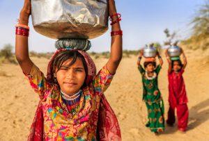 Sklover Working Wisdom Carrying water