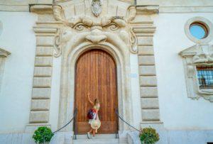 Sklover Working Wisdom big door