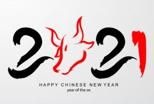Sklover Working Wisdom 2021 Chinese New Year of the Ox
