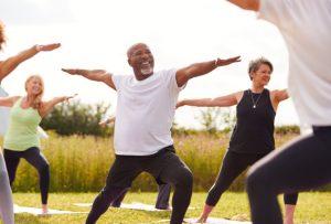 Sklover Working Wisdom Yoga Group